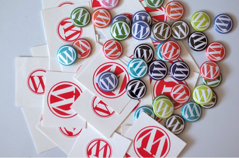 Wordpress pin