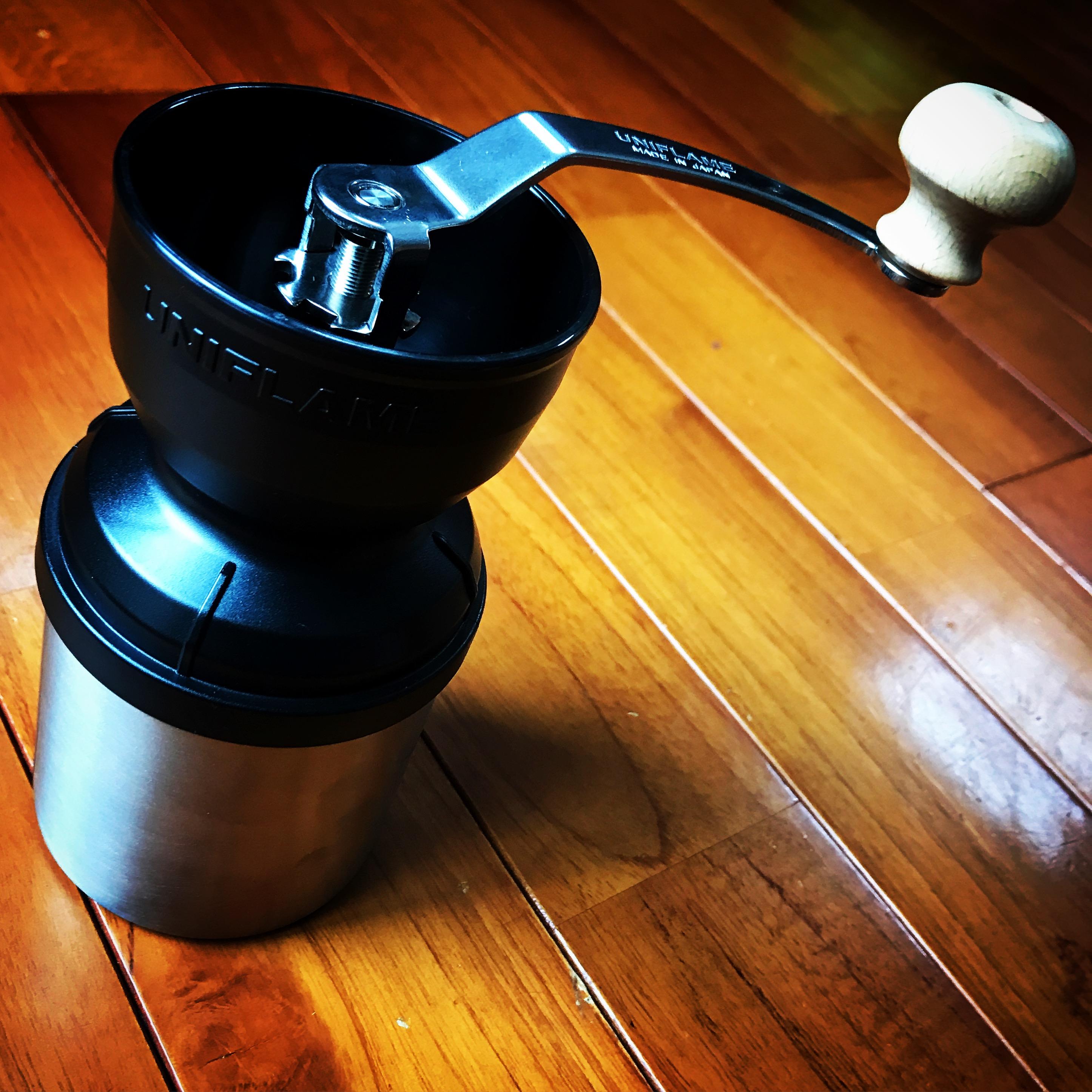 ufコーヒーミル